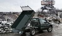 VW Amarok Dreiseitenkipper
