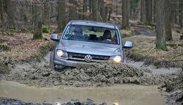 VW Amarok V6 TDI Handschalter 150 kW Fahrbericht