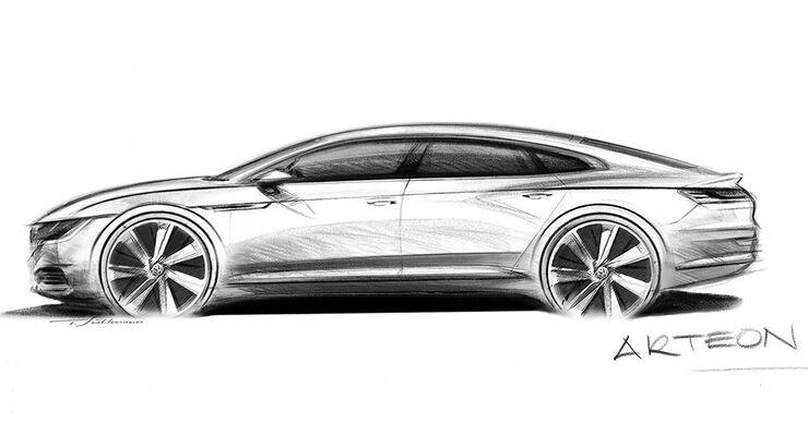 VW Arteon A