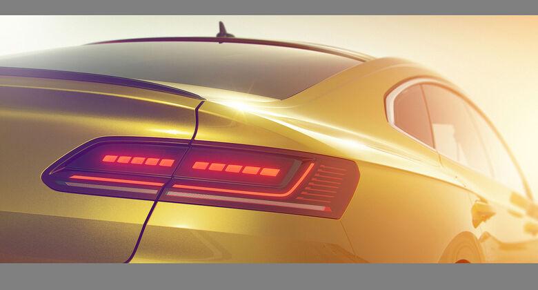 VW Arteon Teaser