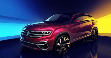 VW Atlas Coupé