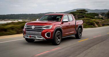 VW Atlas Tanoak