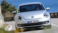 VW Beetle 2.0 TDI Design, Frontansicht