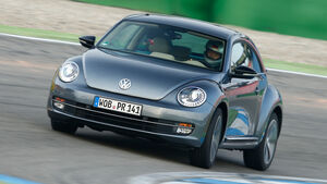 VW Beetle 2.0 TSI, Frontansicht