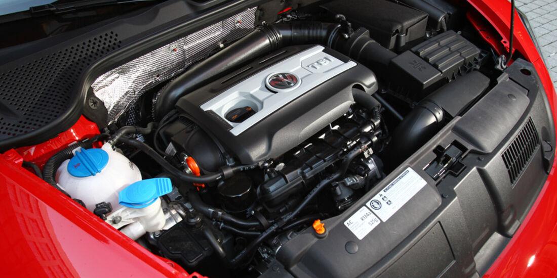 VW Beetle 2.0 TSI, Motor