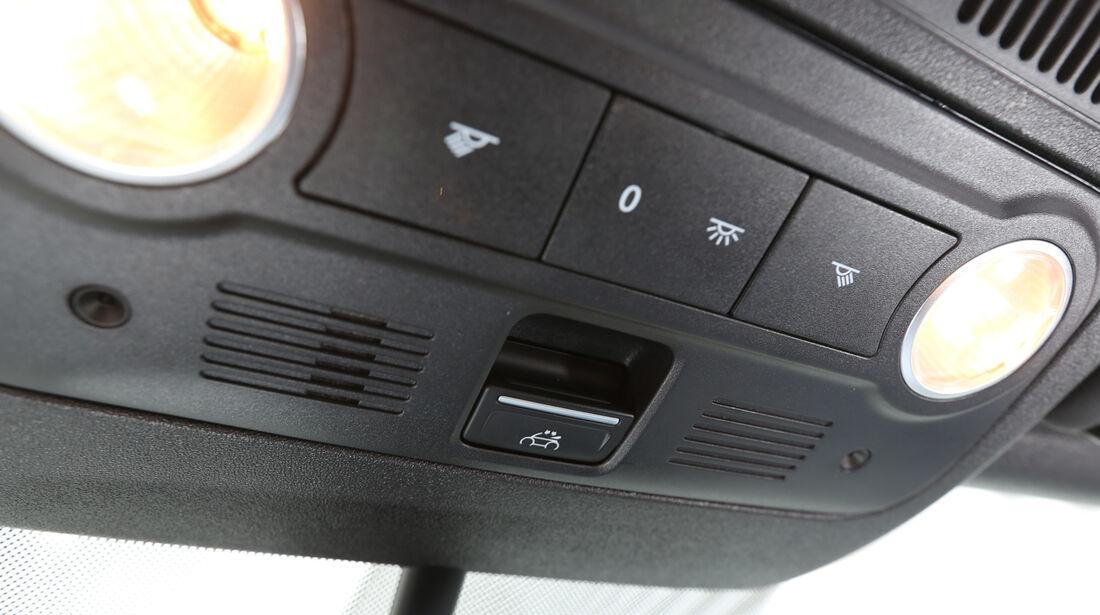 VW Beetle Cabriolet 1.4 TSI Sport, Innenlicht
