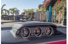 VW Beetle Cabriolet, Rundinstrumente