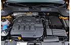 VW Beetle Dune Cabrio TDI-Motor