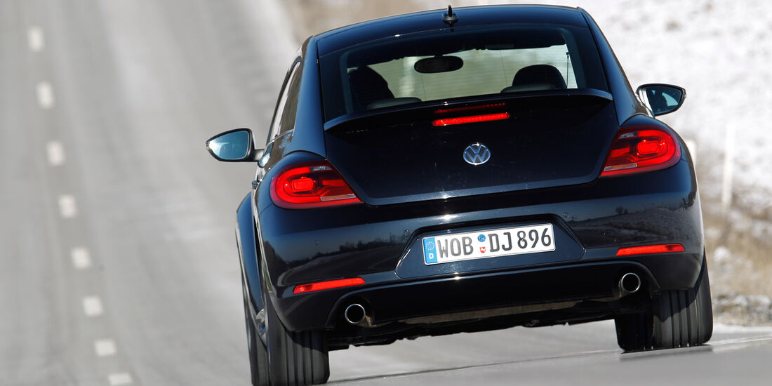VW Beetle Sport