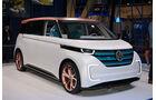 VW Budd-E Studie
