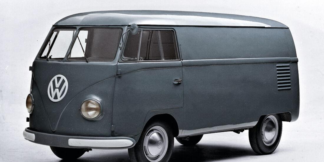 VW Bus, Baujahr 1950