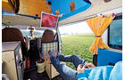 VW-Bus T3, Daniel Ehni,  Johannes Grimm, Ausstattung