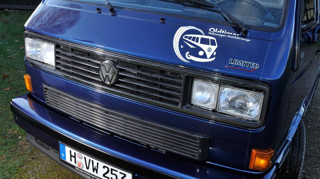 VW Bus, T3, Front