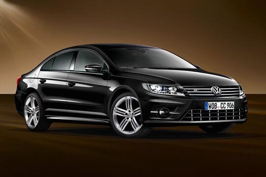VW CC Dynamic Black