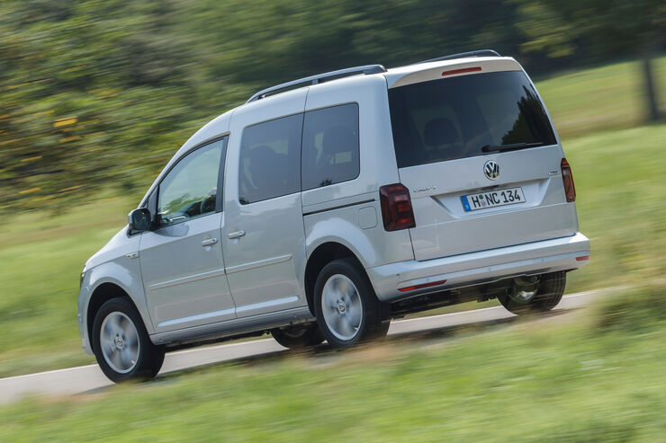 test vw caddy 2 0 tdi facelift auto motor und sport. Black Bedroom Furniture Sets. Home Design Ideas
