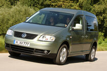 VW Caddy Life 2.0 TDI
