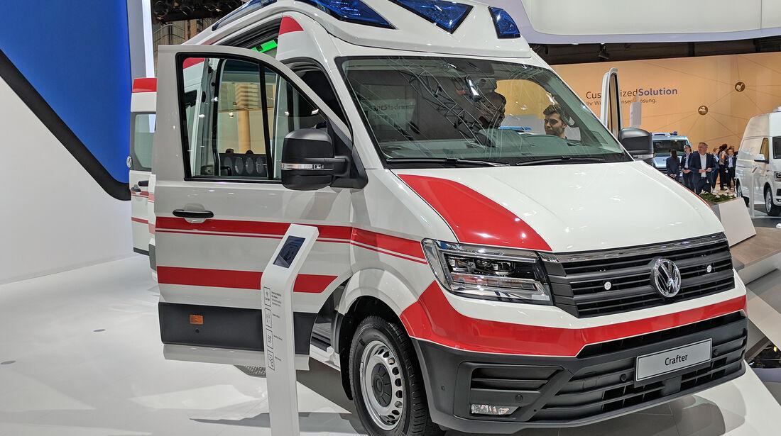 VW Crafter Krankenwagen