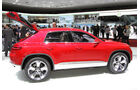 VW Cross Coupé Autosalon Genf 2012, Messe