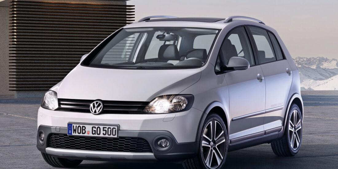 VW Cross Golf