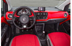VW Cross Up, Cockpit