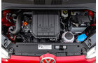 VW Cross Up, Motor