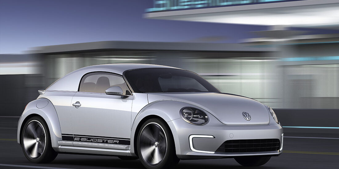 VW E-Bugster