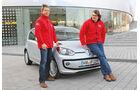 VW Eco Up, Dirk Gulde, Heinrich Lingner
