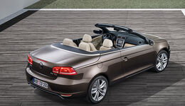 VW Eos, Facelift, 2011