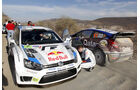 VW & Ford Rallye Mexiko 2013