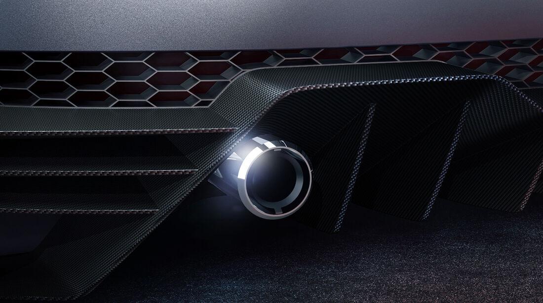 VW GTI Supersport Vision GT