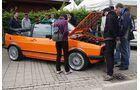 VW-GTI-Treffen, Wörthersee 2016, Fanautos