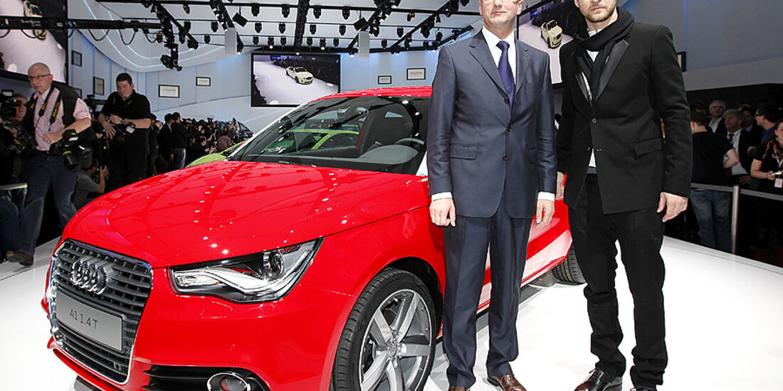 VW Gala-Abend auf dem Genfer Autosalon 2010