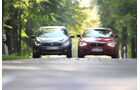 VW Golf 1.4 TSI Highline, BMW 118i Sport Line, Front