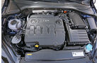 VW Golf 1.6 Blue TDI, Motor