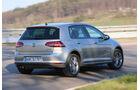 VW Golf 2.0 TDI, Heckansicht
