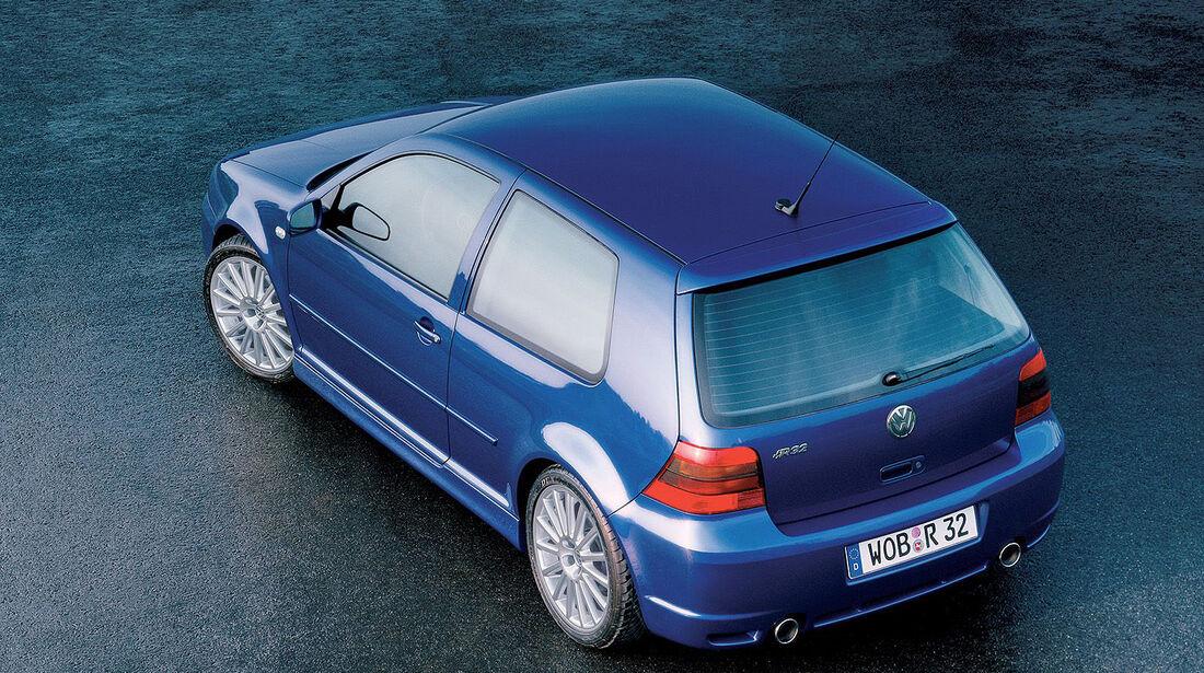 VW Golf 4 R32