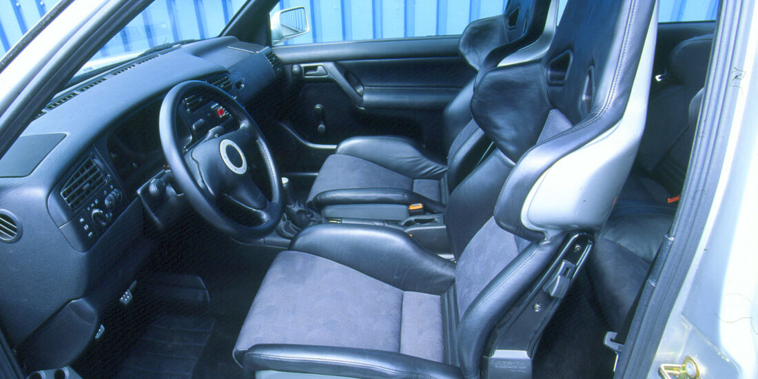 VW Golf A59