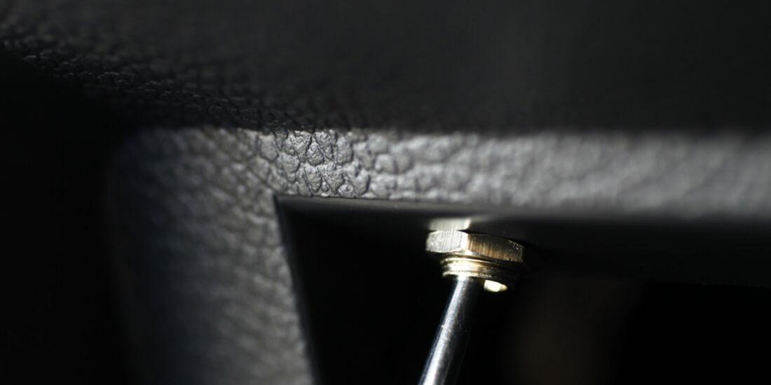 VW Golf Akrapovic, Hebel