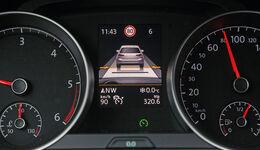 VW Golf, Assistenzsysteme