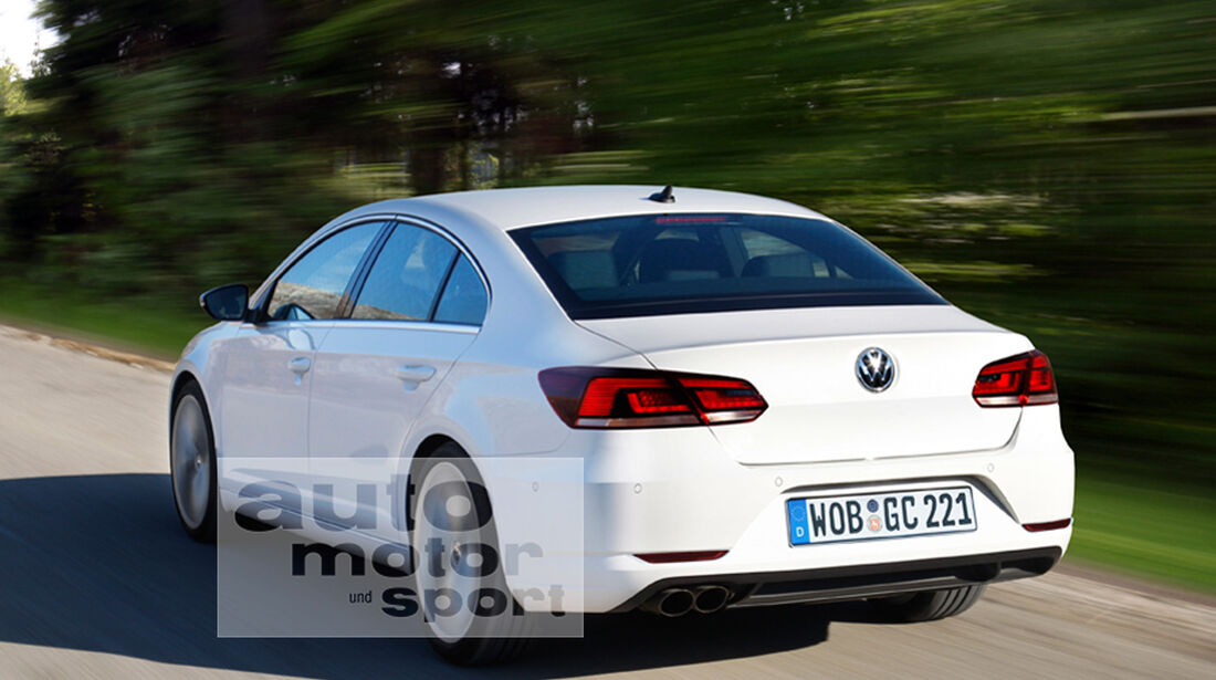 VW Golf CC