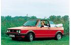 VW Golf Cabrio Baujahr 1984
