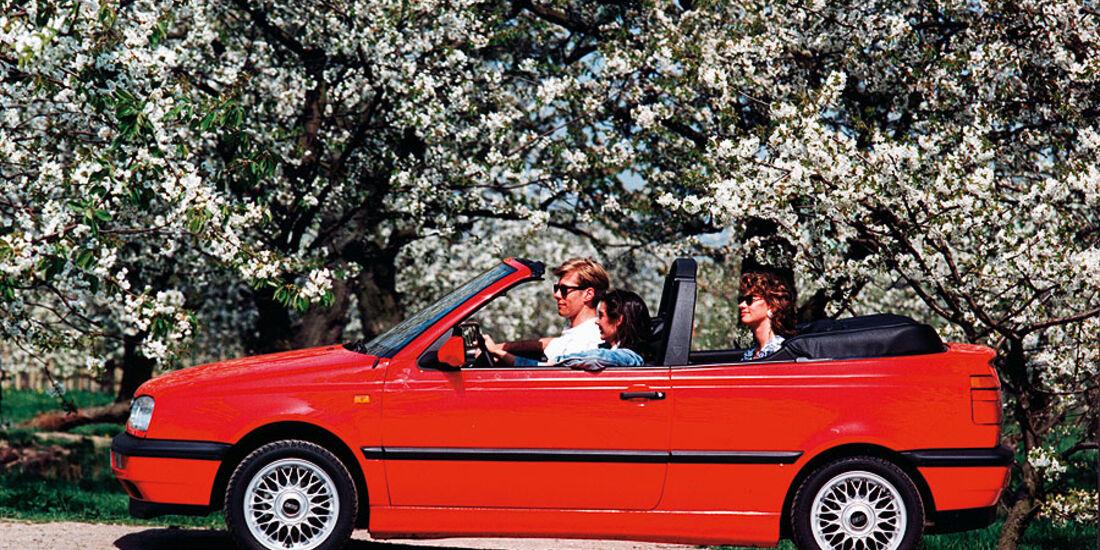 VW Golf Cabrio Baujahr 1993
