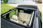 VW Golf Country, Dachfenster