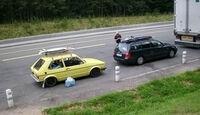 VW Golf GLS Reise