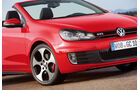 VW Golf GTI Cabriolet, Front