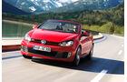 VW Golf GTI Cabriolet, Frontansicht
