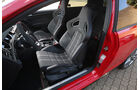 VW Golf GTI Clubsport, Fahrersitz