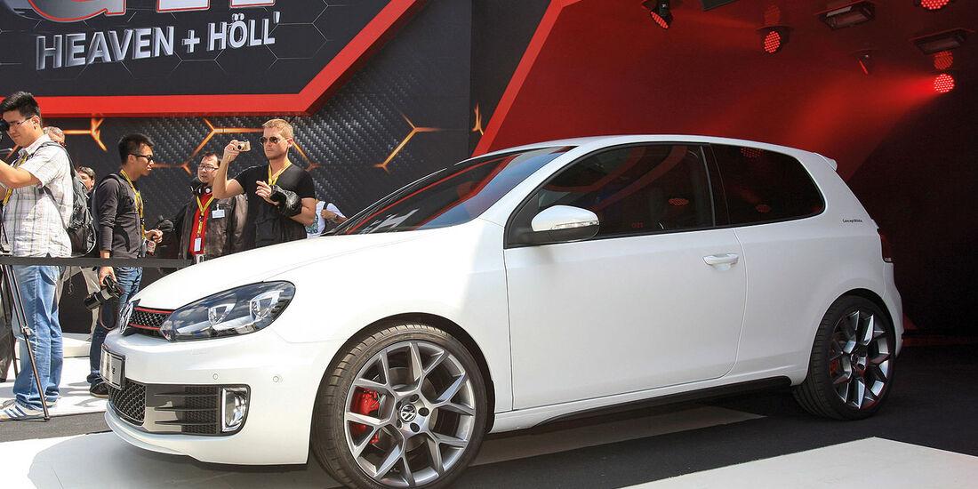 VW Golf GTI Concept White Wörthersee
