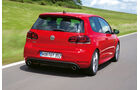 VW Golf GTI Edition 35, Heck, RŸckansicht