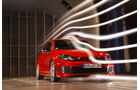 VW Golf GTI Edition 35, Windkanal